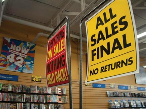 Yes, That Surprise Album You Bought Is Killing Record Stores Too