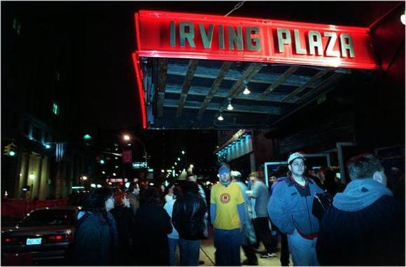 irving plaza lives again