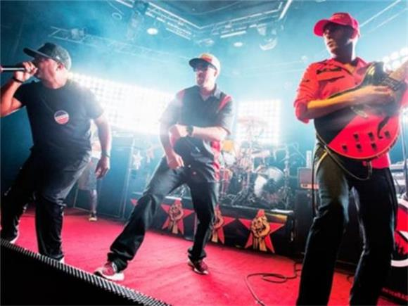 Prophets of Rage Make Their First Live Debut and it's Fucking Legendary
