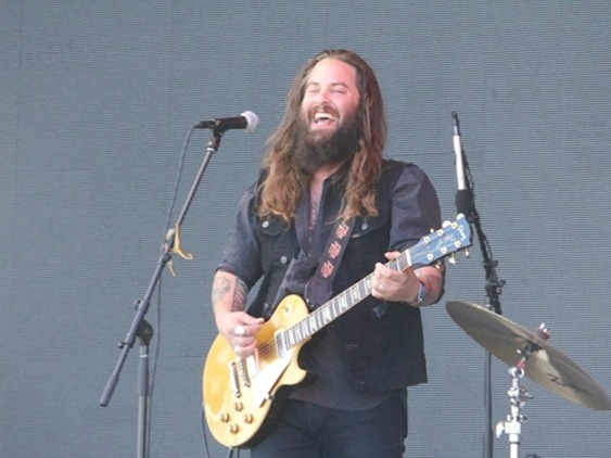 INTERVIEW: Strand Of Oaks at Boston Calling