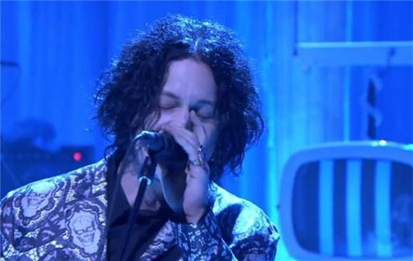 Jack White Floors Jimmy Fallon on The Tonight Show