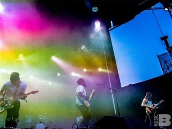 CAPTURED LIVE: Governors Ball Day One