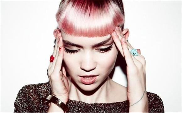 Watch: Grimes