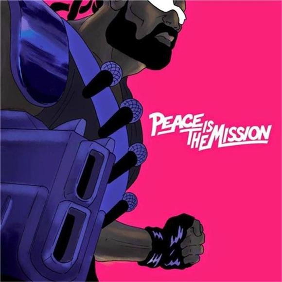 Album Review: Major Lazer - Peace Is The Mission