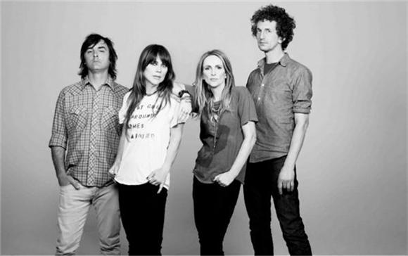 Veruca Salt Have Returned And Are 'Laughing'
