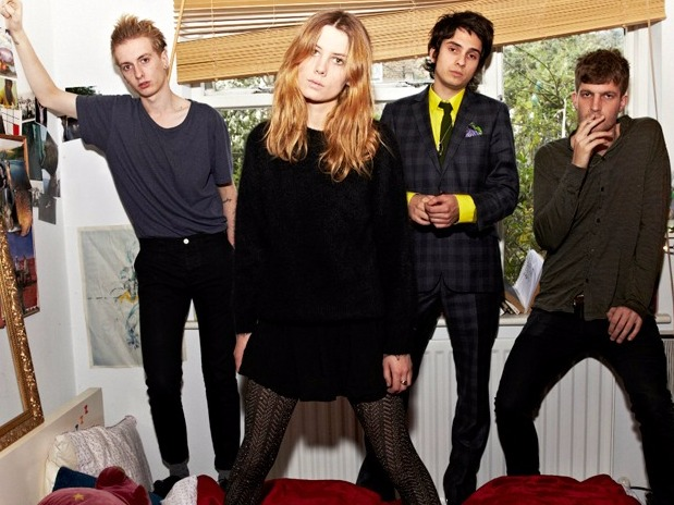 Wolf Alice Is Back With a Vengeance on 'Yuk Foo'