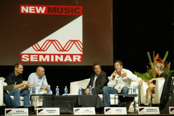 Preview: New Music Seminar 2012