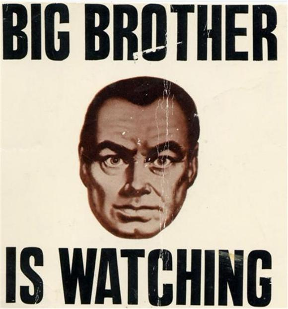 Big Brother Is Watching, and the Music Warned Us