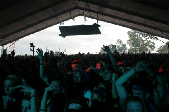 Bonnaroo 2013: Japandroids and Walk The Moon Set The Fest's Pace