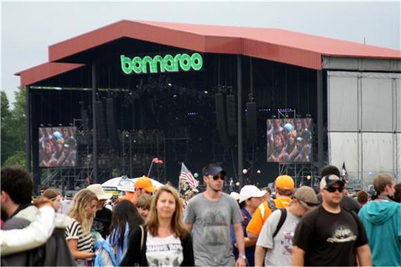 Out and About: Bonnaroo 2012