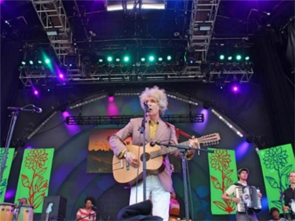 LIVE REVIEW AND INTERVIEW: Dan Zanes & Friends Lead Belly Project at Prospect Park Bandshell