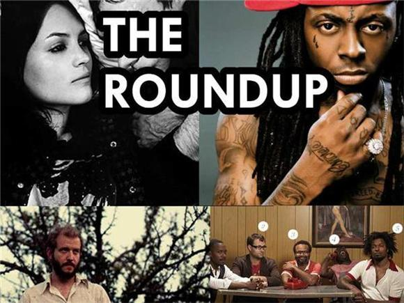 The Roundup: Our Five Favorite Videos From The Week That Was