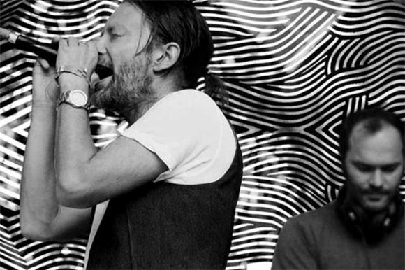 Atoms For Peace Warms Up For World Tour In LA