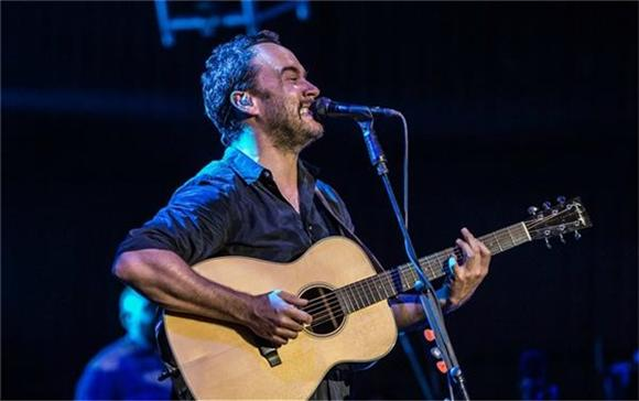 Growing Older With Dave Matthews