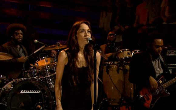 Watch Fiona Apple Do 'Anything We Want' and 'Let Me Roll It' on Fallon