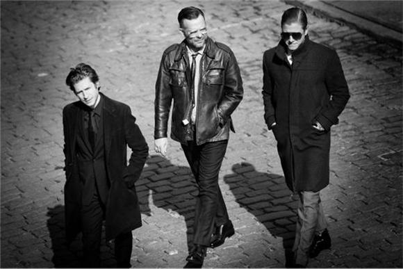 Interpol Introduce New Song 'Anywhere' In London