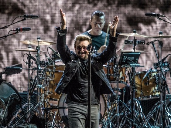 U2 Brings 'The Joshua Tree' to Philly For One Epic Performance
