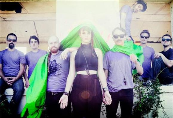 Rubblebucket Returns with 'Sound of Erasing'