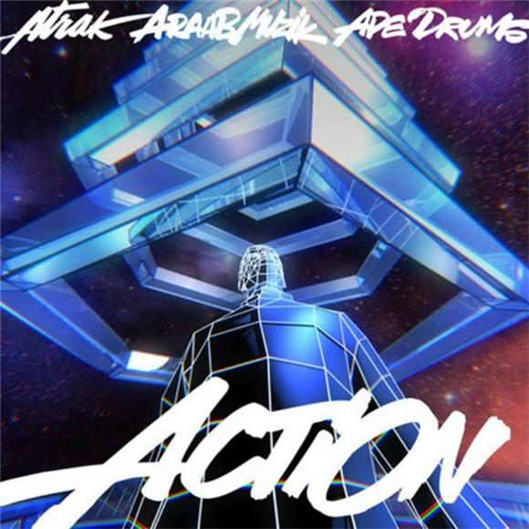 A-Trak Kicks off His Tour with a Hype Track