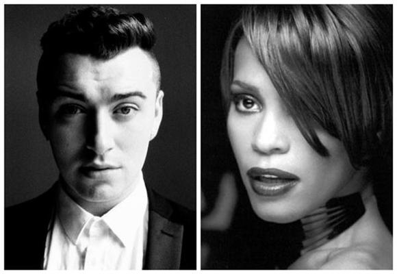 Sam Smith Covers Whitney Houston's 'How Will I Know'