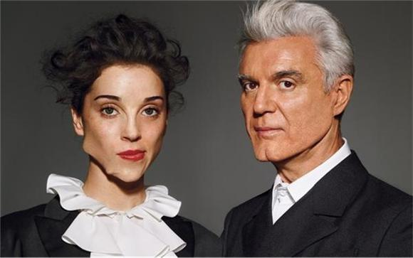 New Album and Tour: David Byrne and St. Vincent