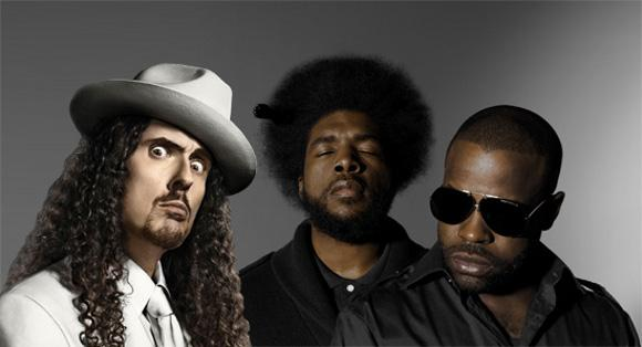 Stream: Weird Al and The Roots