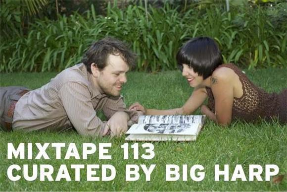 T.G.I.Mixtape 113 Curated By Big Harp