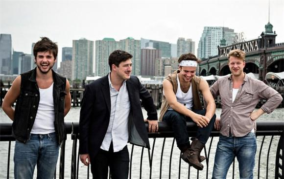 Mumford and Sons are Heading Stateside for 'Full English Tour'