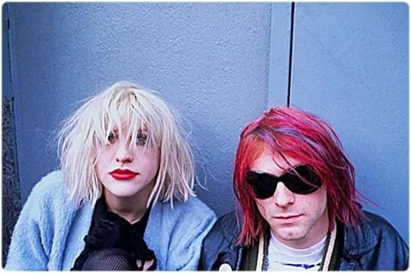 Courtney Love Claims Kurt Cobain Was 'Desperate for Fame'