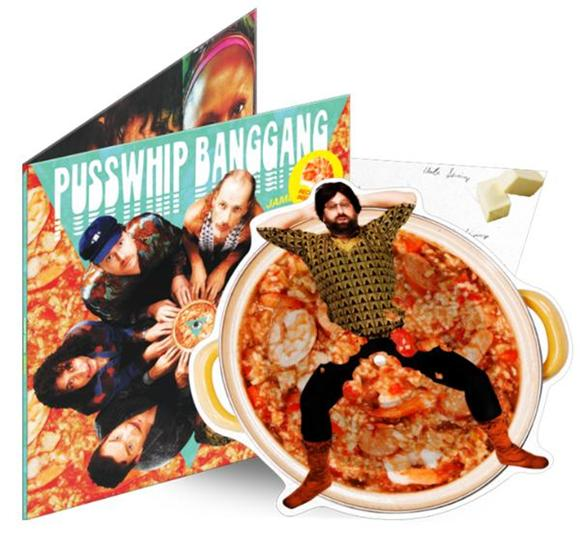 Tim and Eric's Pusswhip Banggang Released a Tasty EP