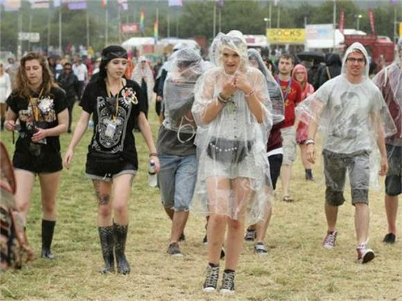 The Glastonbury Festival Versus Everything