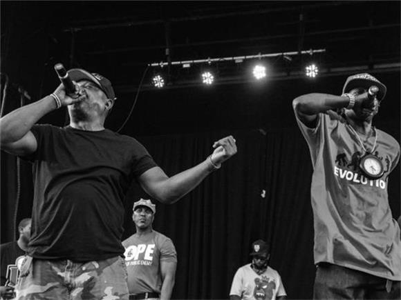 VIDEO: Public Enemy Still Has It