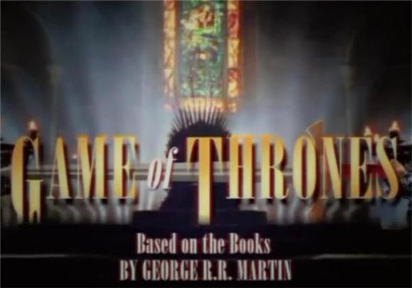 If Game of Thrones Was Available On 80s VHS