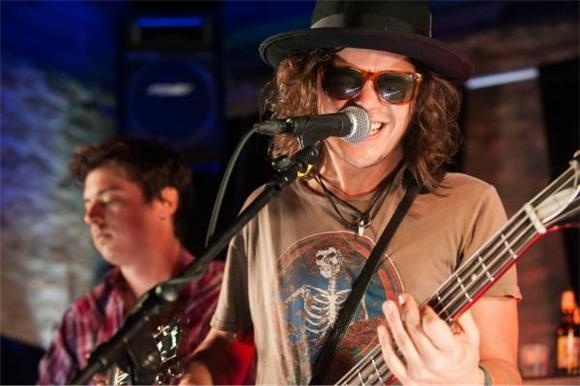 Born In The Bar, Destined For The Arena, The Wild Feathers Thrill In Austin