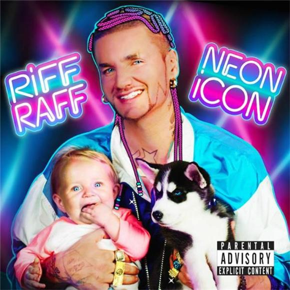 Was This Review Helpful to You: RiFF RAFF's 'Neon Icon'