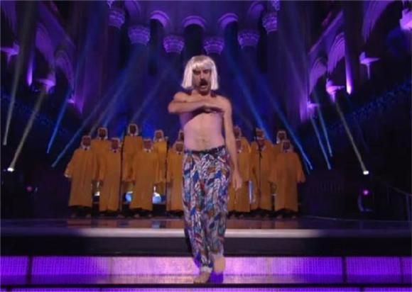 Watch Sia Perform 'Chandelier' with NYC Gay Men's Choir