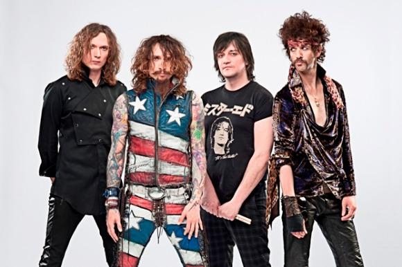 The Darkness 'Everybody Have a Good Time' : The Greatest Achievement in Music Video History
