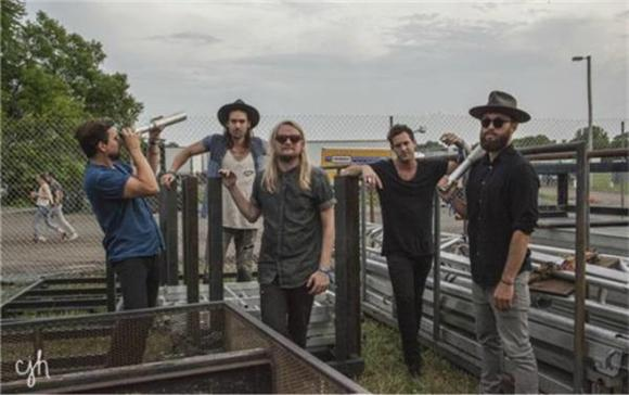 Grizfolk Dazzle at Firefly Music Festival