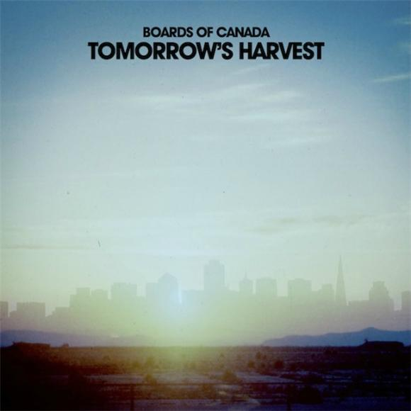 Boards of Canada Tomorrow's Harvest Now Streaming