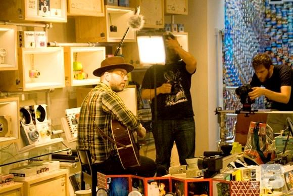 A Picture Perfect Session With City And Colour