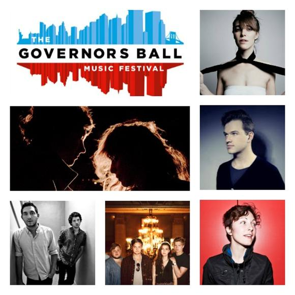 Governors Ball 2013: Who We'll Be Seeing Friday