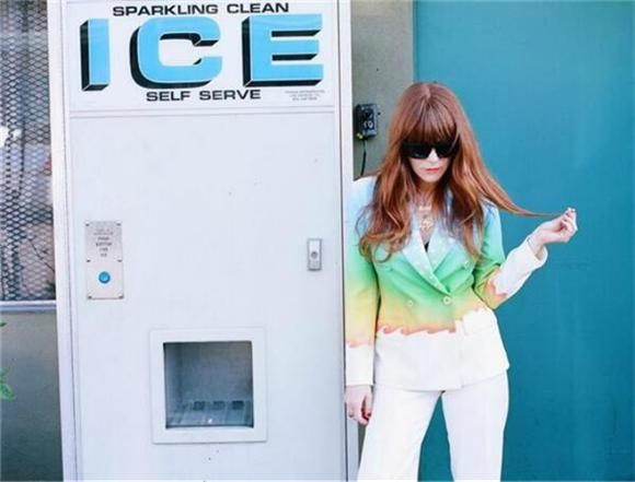 Jenny Lewis Expresses Femininity In 'Just One For The Guys'