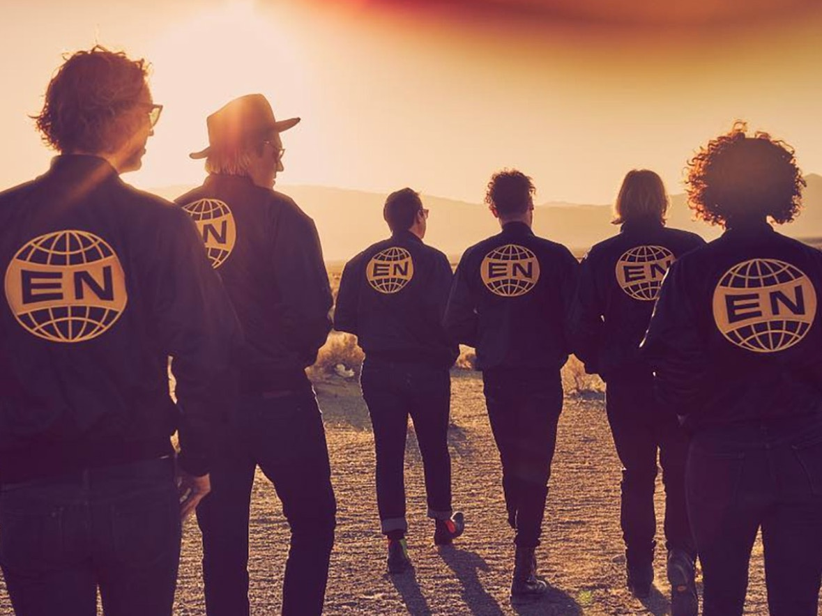 Arcade Fire Releases Disco-Infected Track/Video 'Signs of Life'