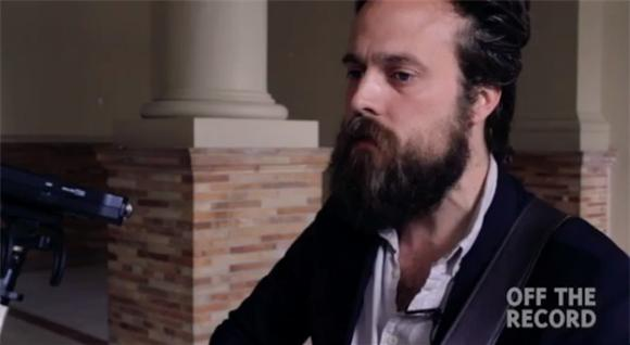 Iron and Wine Engulfs Boston Public Library