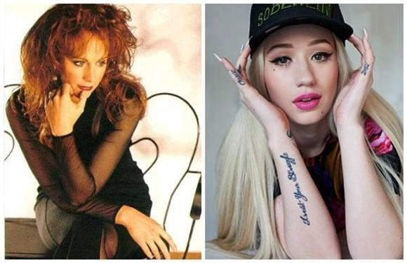 The Fanciest Mashup of All: Iggy Azalea Meets Reba McEntire
