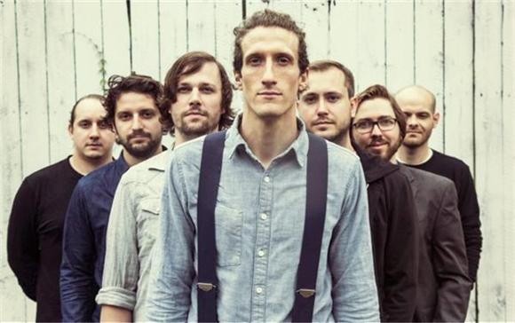 The Revivalists' Beautiful Dusky Jazz Rock