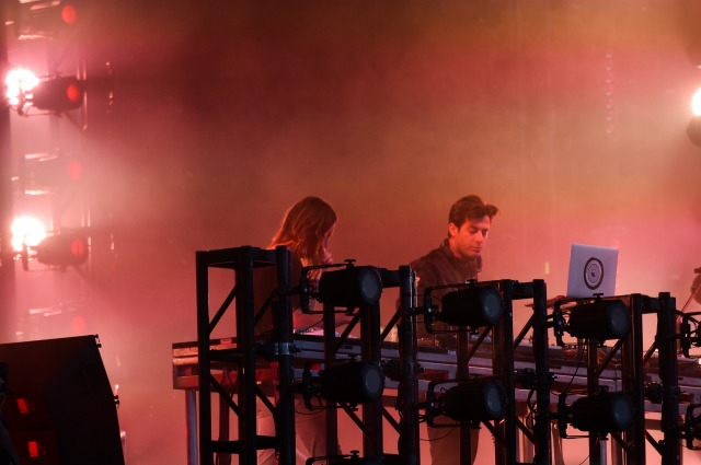 Mark Ronson Kevin Parker Governors Ball