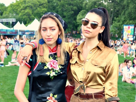 GOVERNORS BALL: The Best Fashion of The Weekend