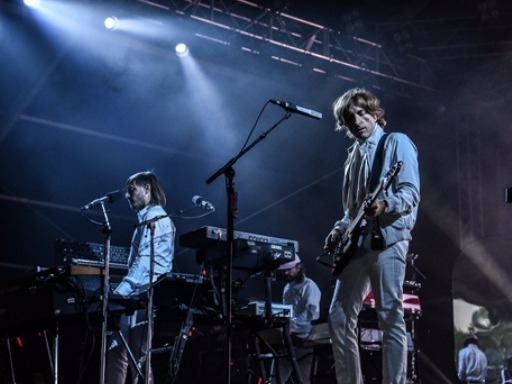 A Conversation with AIR at Governors Ball