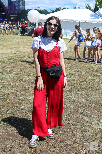 Fashions Of Governors Ball
